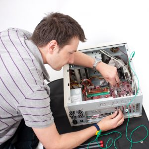 Ремонт компьютеров на Политехнической