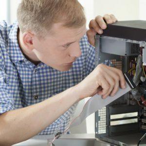 Обслуживание компьютеров Технологический институт-1