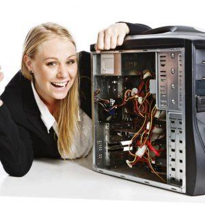 Аб. обслуживание компьютеров Удельная